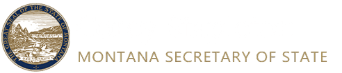 Montana Secretary of State – Corey Stapleton