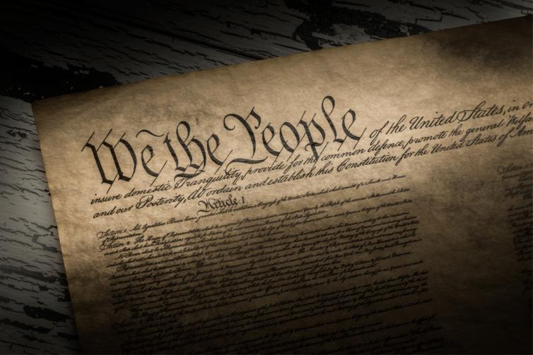 Montana Constitution
