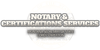 Voting By Absentee Ballot Montana Secretary Of State Corey Stapleton