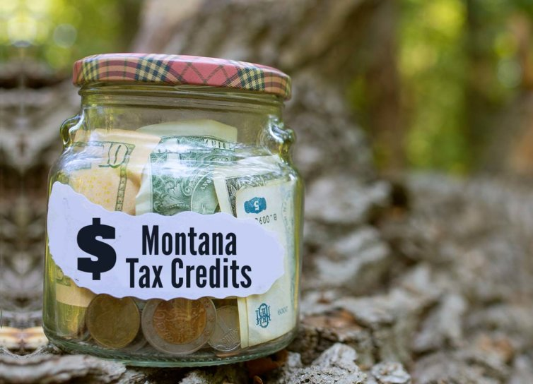 Income Tax Credits – State of Montana