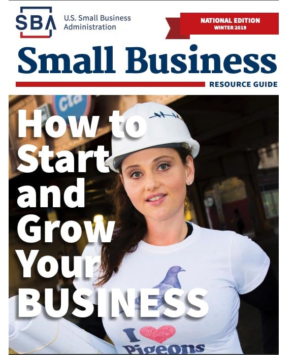 Small Business Association National Resource Guide